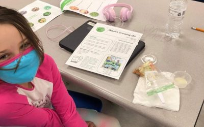 Granville County Students Get a Taste of Healthy Living